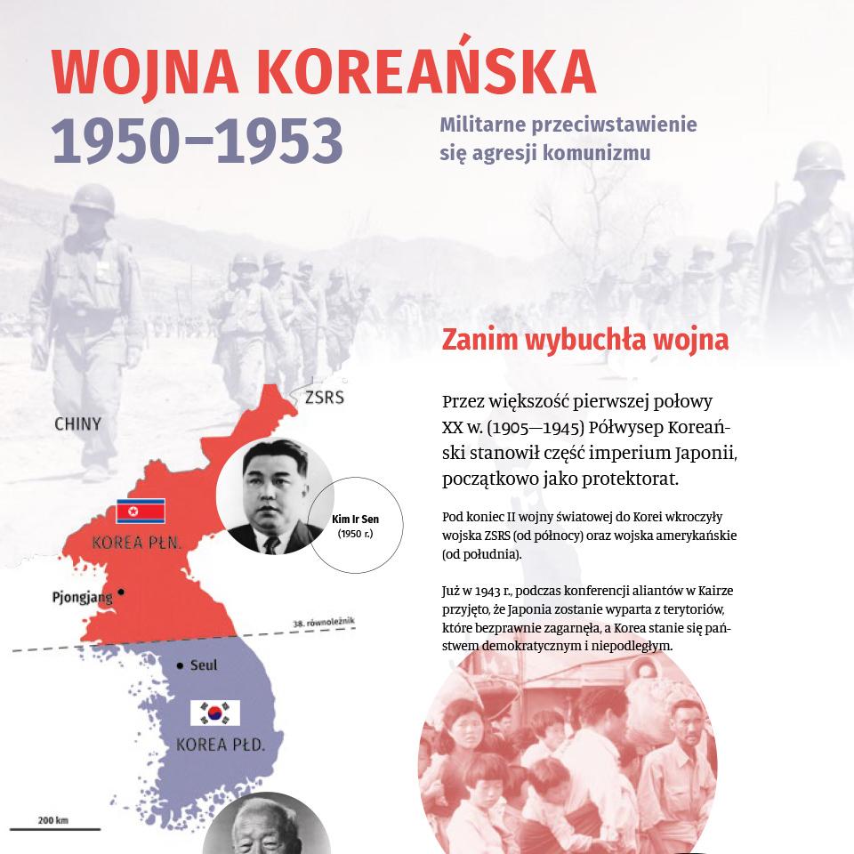 Informacje o Wojna Koreańska 1950-1953 w formacie pdf. Otwiera się w nowej zakładce
