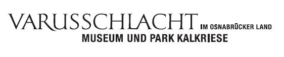 logo VARUSSCHLACHT MUSEUM UND PARK KALKRIESE