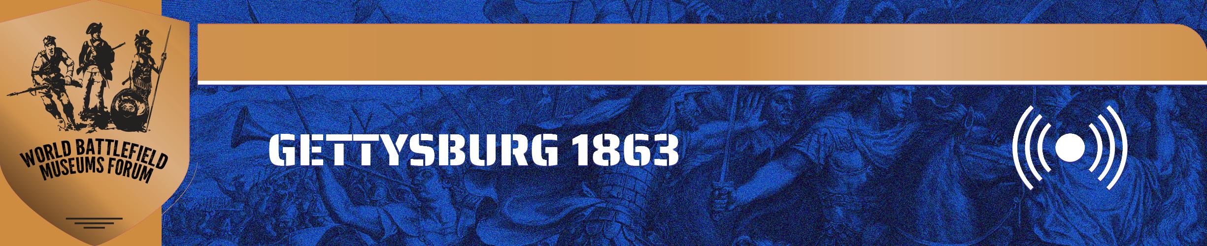 Audio Show Battle of Gettysburg 1863