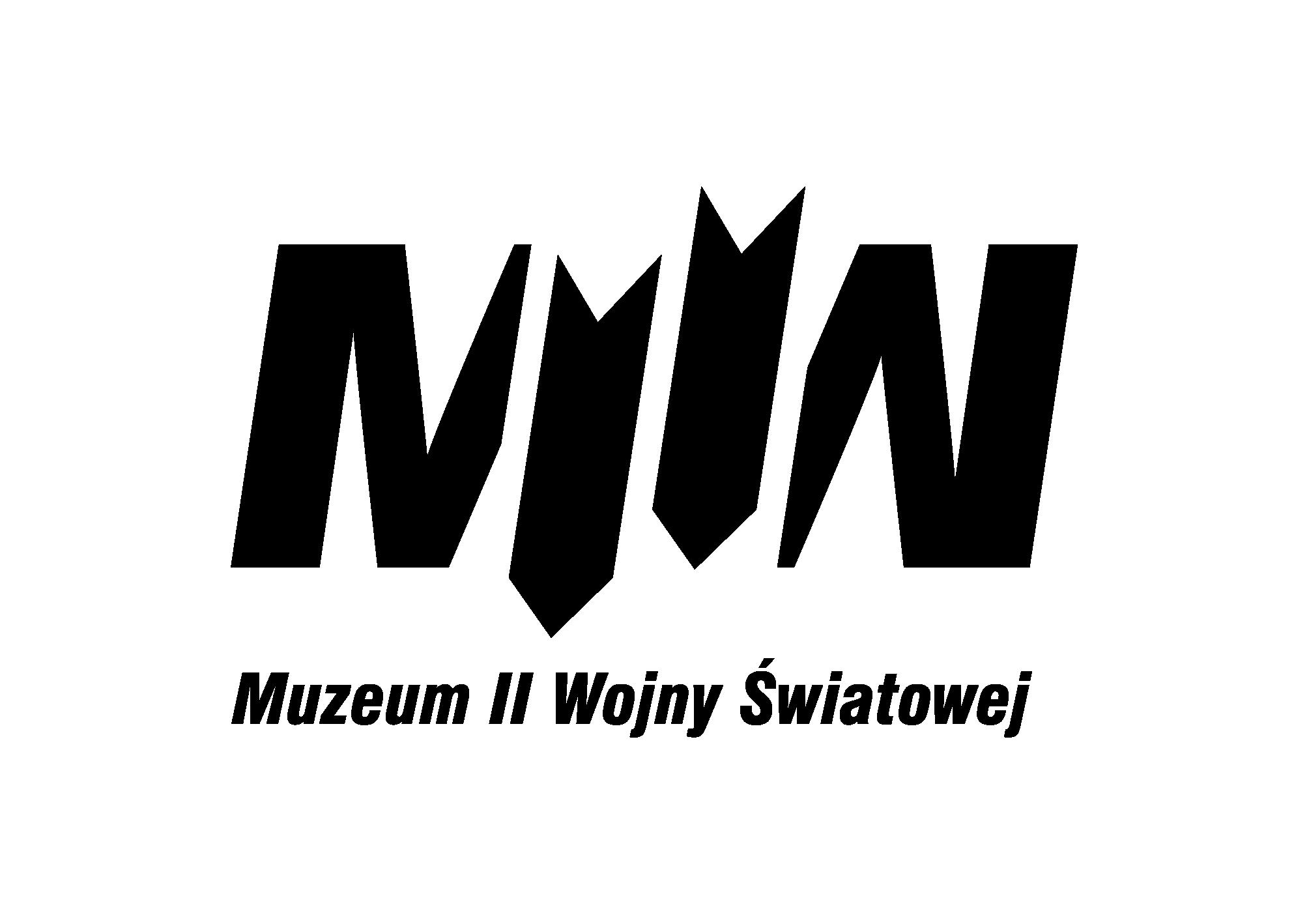 Logo Muzeum Drugiej Wojny Światowej